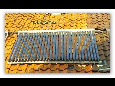 Best Solaranlage Selbstbau zum selber bauen