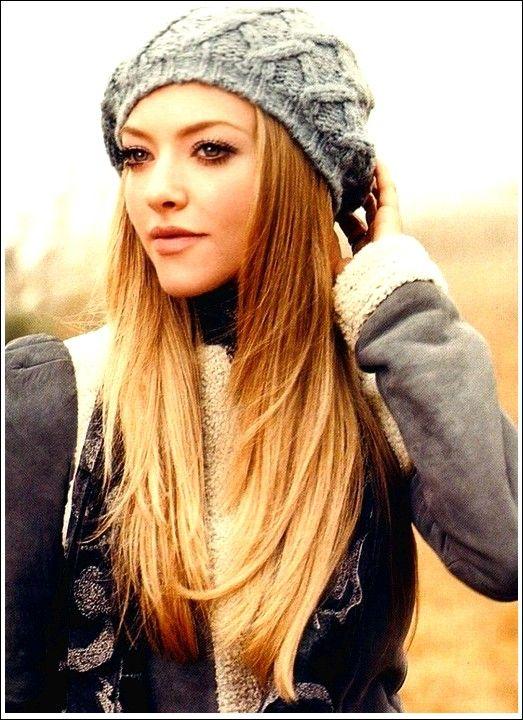Langes glattes blondes Ombré-Haar – süße lange Ombre-Frisur für Mädchen