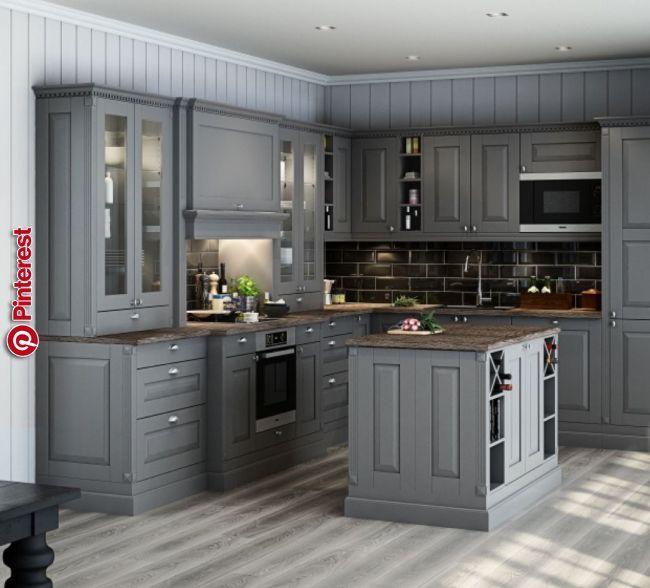 It Needs More Light Kitchen Ideas House Ideas In 2019 Pinterest Kitchen Cabinet Remodel Kitchen Decor And Kitchen Cabinetry Kitchen Renovation Cost Grey Kitchen Designs Interior Design Kitchen Small