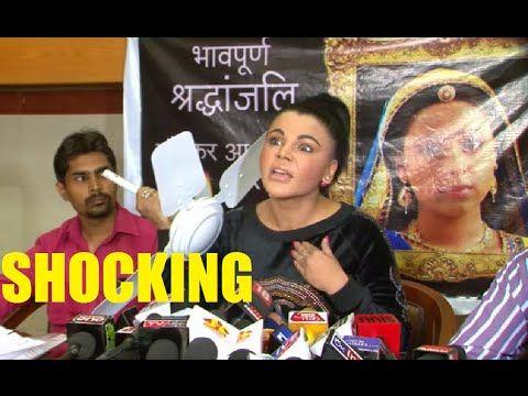 Rakhi Sawant reveals SHOCKING FACTS about Pratyusha Banerjee's suicide.