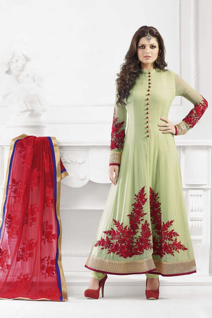 24 Best Images About Madhubala Designer Salwar Kameez On
