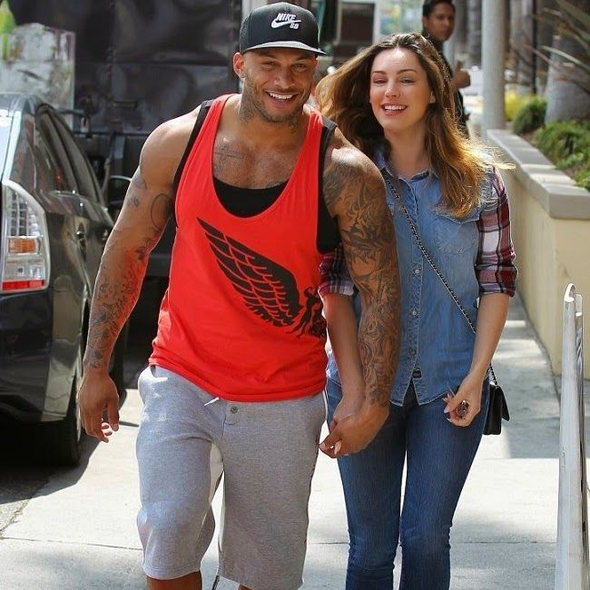 Kelly Brook Calls David McIntosh Her Husband -- Why a Woman Shouldn't Do This Until Married!