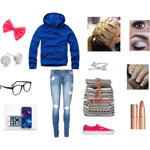 Cute High School Outfit My Style