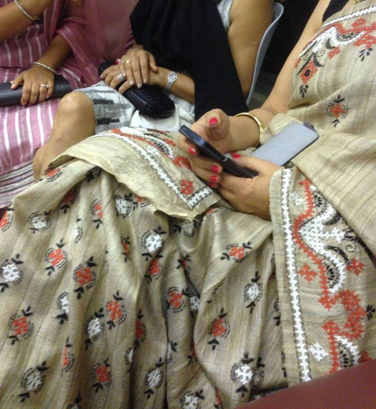 hurmucha sindhi embroidery