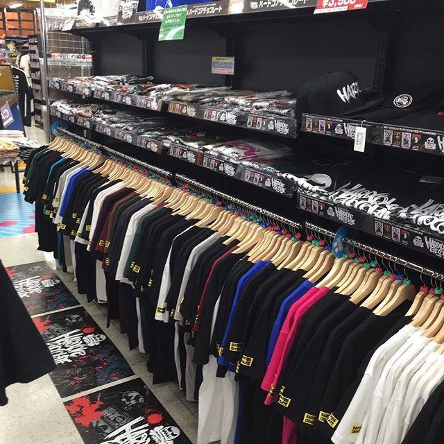 T-shirt is your canvas! #Guf  #Tシャツ #ハードコアチョコレート #コアチョコ #HRDCC #Tシャツ界の悪童 #大阪 #日本橋bb_guf22017/11/06 16:46:57