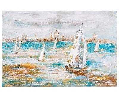 Картина La Mer - холст, 120х80 см