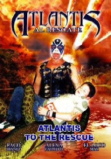 kocham dziwne kino: Atlantis Al Rescate (2007)