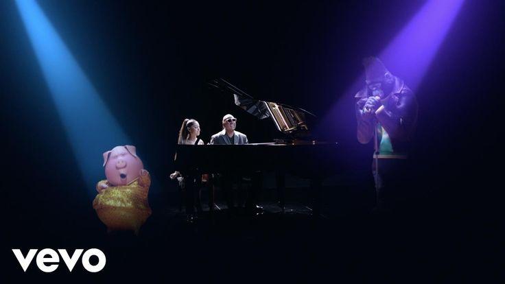 - ( '.VIDEO.''.MUSIC.' ) - 'STEVIE WONDER - 'ARIANA GRANDE - 'FAITH IT -
