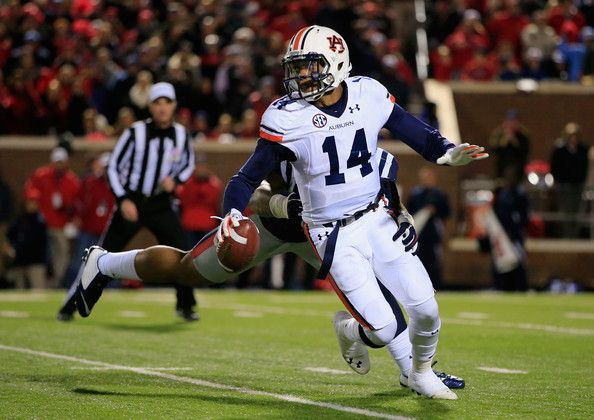 NCAA Football Betting: Free Picks, TV Schedule, Vegas Odds, Mississippi Rebels at Auburn Tigers, Oct 31st 2015