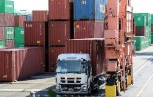 Japan swings back to trade deficit as China exports plunge