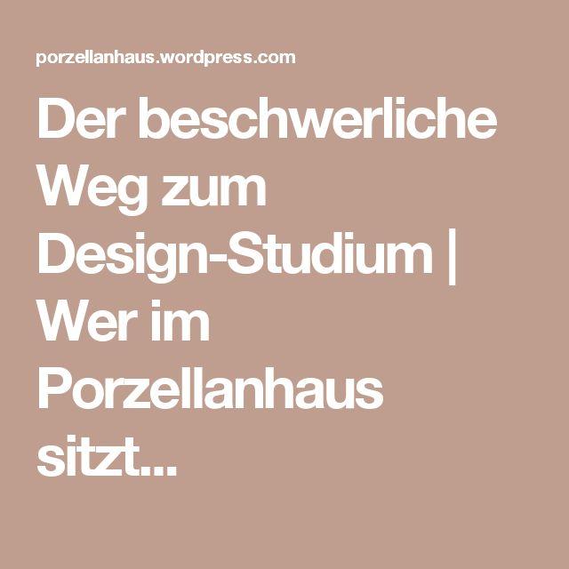 17 Best Ideas About Design Studium On Pinterest   Broschüren