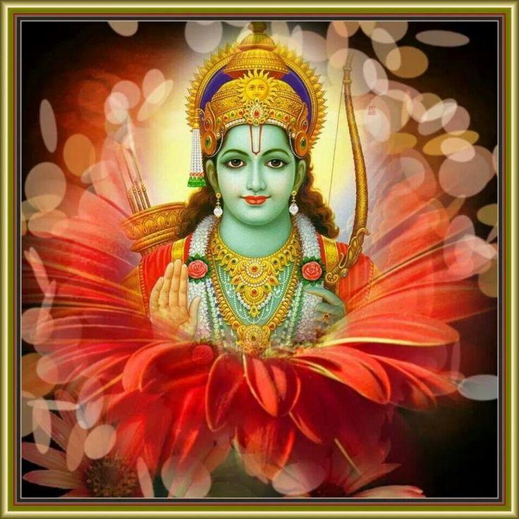 Shree ram hindu god b pinterest for Jai shree ram tattoo in hindi