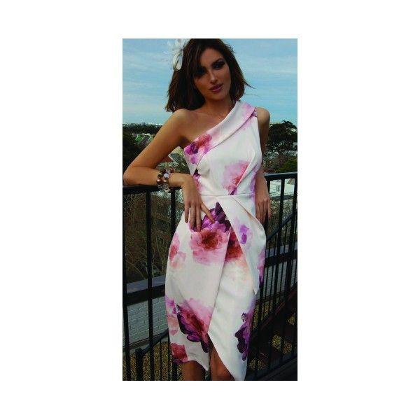 Zirina Off Shoulder Midi Party Dress