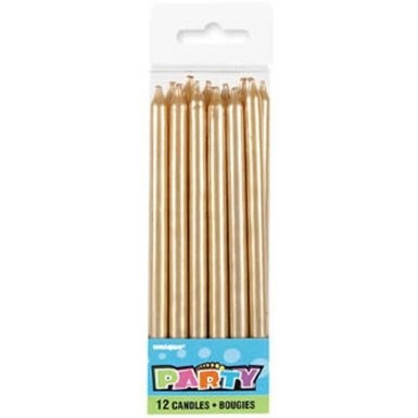 Amazon.com: Gold Tall Candles: Toys & Games
