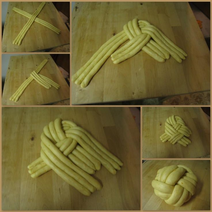 Something old, something new, Something for your home, kitchen or only for you: Dough - Testo