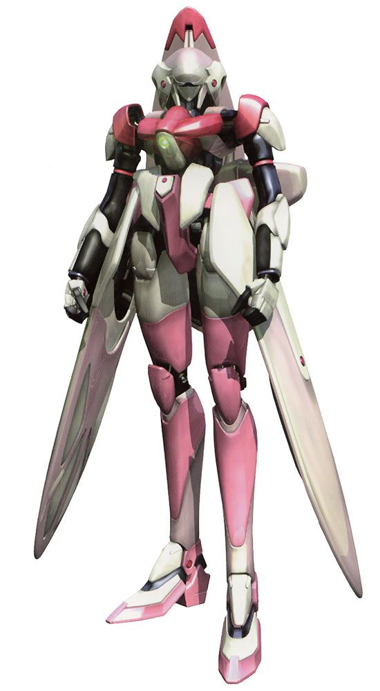 Xenogears Character Design : Vierge elly s gear from xenogears mecha ornate