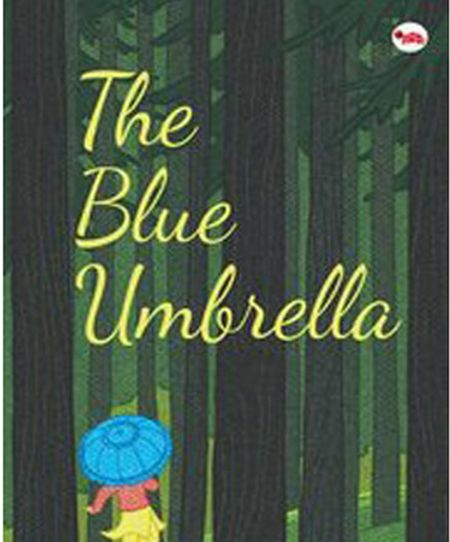 The Blue Umbrella by Ruskin Bond. | 34 Books By Indian Authors That Everyone Should Read