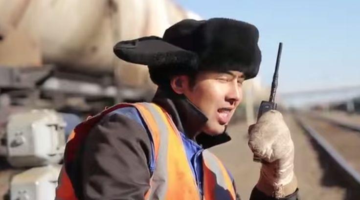 Сотрудники компании сняли веселый клип.