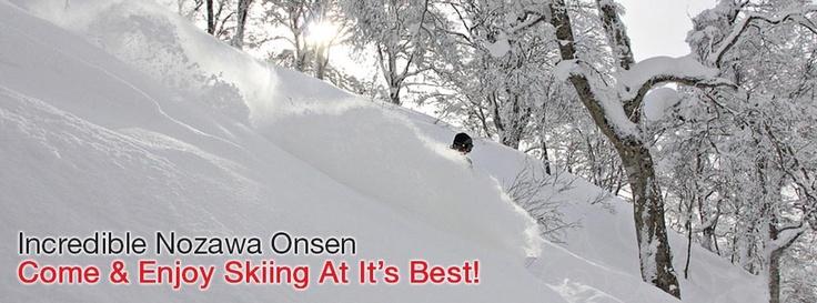 Ski Japan in Nozawa Onsen, Nagano – Budget Deals