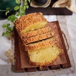 Kue Tape-Keju, Fermented Cassava Cake