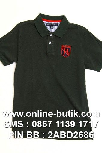 POLO SHIRT TOMMY HILFIGER PREMIUM | Kode : PSP TOMMY 16 | Rp. 200,000