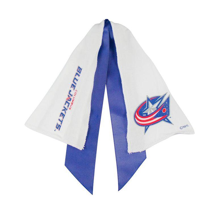 Columbus Blue Jackets NHL Ponytail Holder