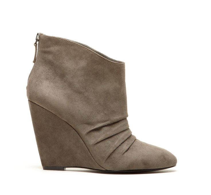 Shoes - Wedge Booties - Abby