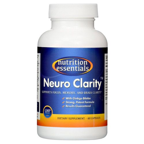 Neuro Clarity is a mental performance nootropic formulated as a blend of natural herb extracts and other synthetic compounds.