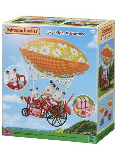 Sylvanian Families Sky Ride Adventure  #lb #legominifigures #onlineshopping #toysforsale #legodimensions #legostagram #legoland #ltoys #toysale #toyshop