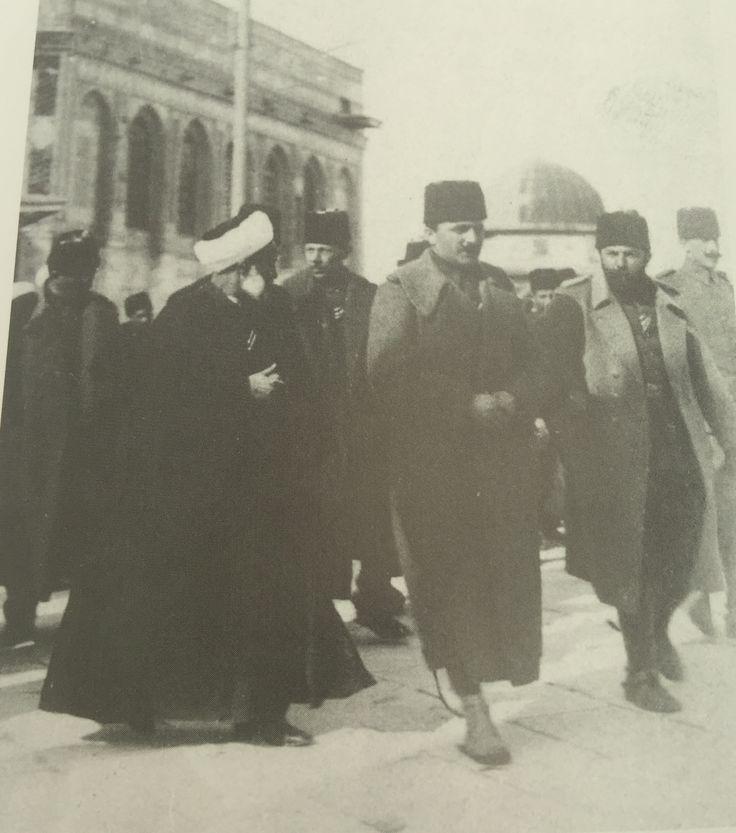 Enver Paşa Kudüs'te