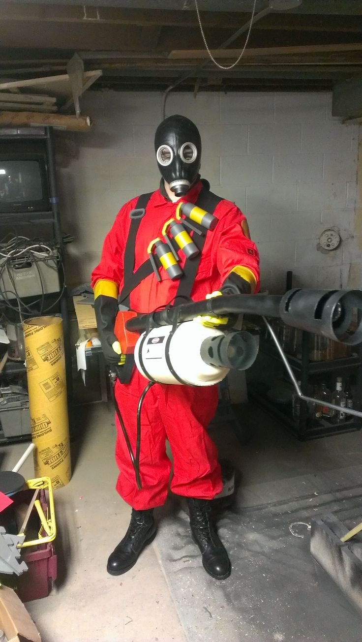 37 best TF2 Pyro Costume Reference images on Pinterest