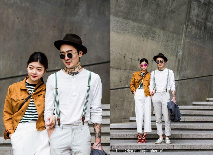 [Seoul Fashion Week] Неделя моды в Сеуле. ОСЕНЬ-ЗИМА 2015