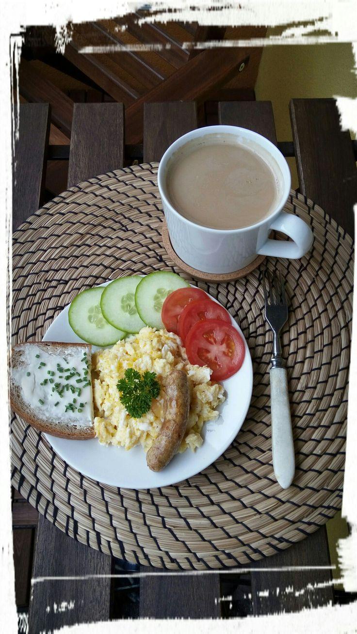 Snídaně na vidličku