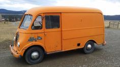 1963 IHC METRO STEP VAN TRUCK: RAT ROD DIVCO KUSTOM ICE CREAM, MILK, OR FOOD RIG for sale: photos, technical specifications, description