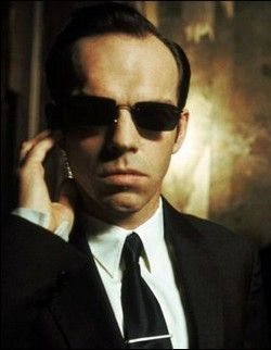 Agent Smith from the Matrix Trilogy - cold, analytical and methodical, almost makes his villiany seem logical and yes, inevitable.