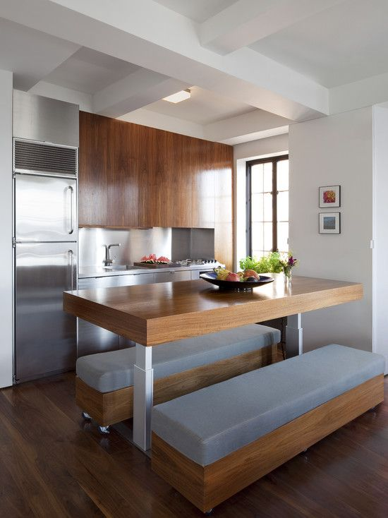 Modern Kitchen Table With Bench 36 best for the kitchen images on pinterest | kitchen ideas