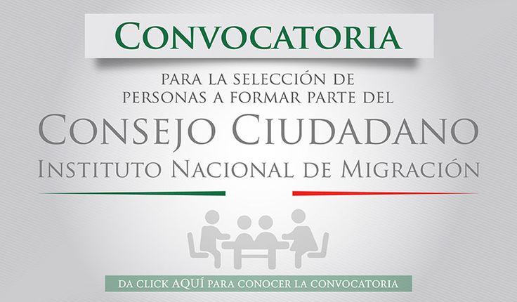 Instituto Nacional de Migración - English Proceedings and Applications