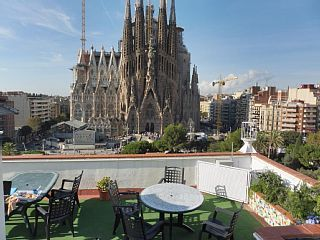 LAST MINUTE 20% OFF NOV- DEC!! BEST VIEWS IN THE CITY    - PANORAMIC SAGRADA FAMILIA 5