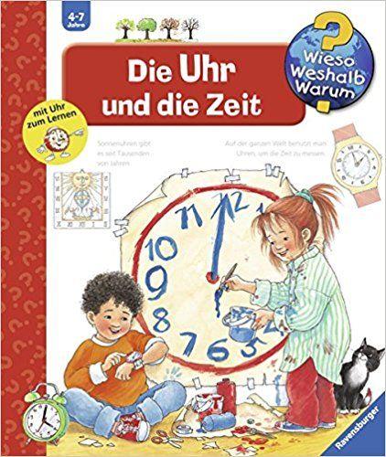 Ravensburger Wieso? Weshalb? Warum? 25: Die Uhr und die Zeit: Amazon.de: Angela Weinhold: Bücher