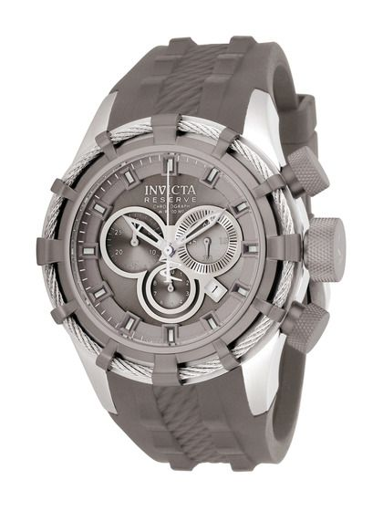 Men's Reserve Bolt Sport Grey Watch by Invicta Watches on Gilt.com