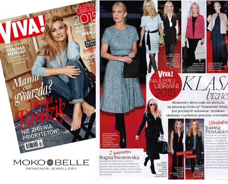 #mokobelle #mokobellejewellery #jewellery #jewelry #bransoletka #lifestyle #bijou #stars #pressroom #viva #moda