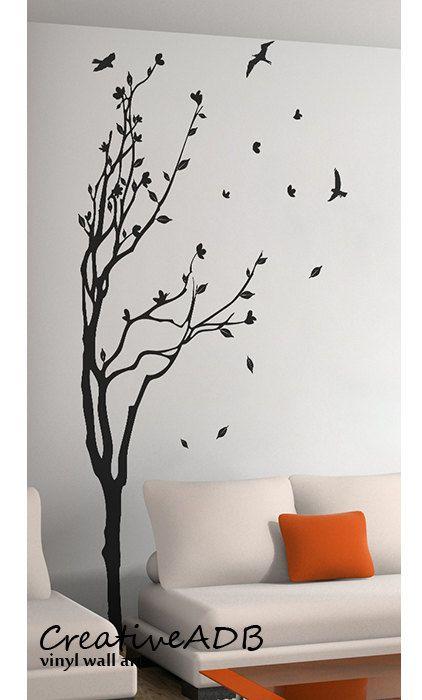 wall sticker decoration - would be a fun tattoo