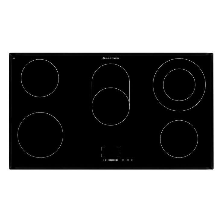 900mm Hob, Ceramic, Frameless, Touch Control