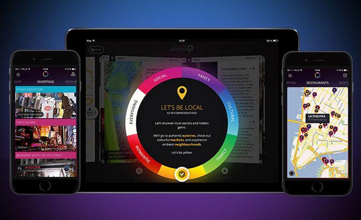 momondo places, Un Fantástico Buscador de Viajes para iPad