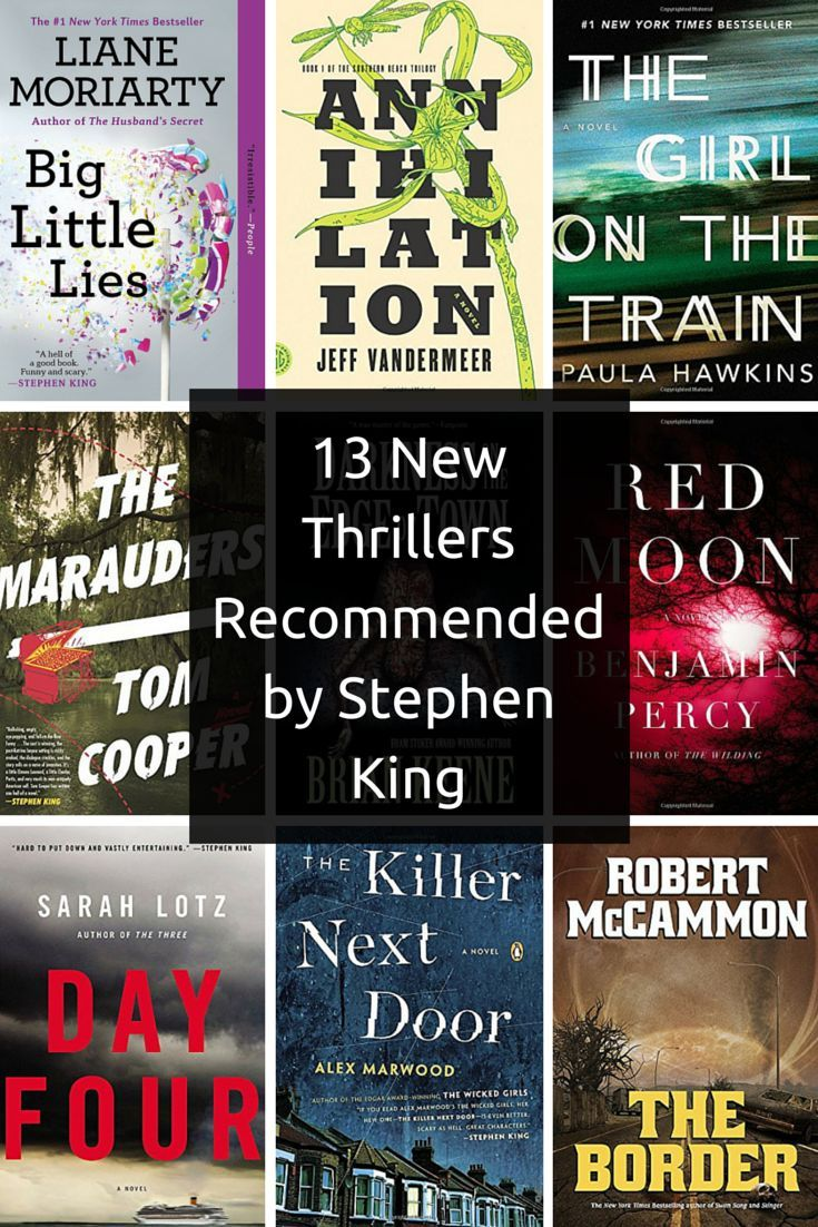 Stephen King Recommendations