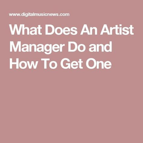 Best 25+ Artist management ideas on Pinterest Management logo - novation agreement