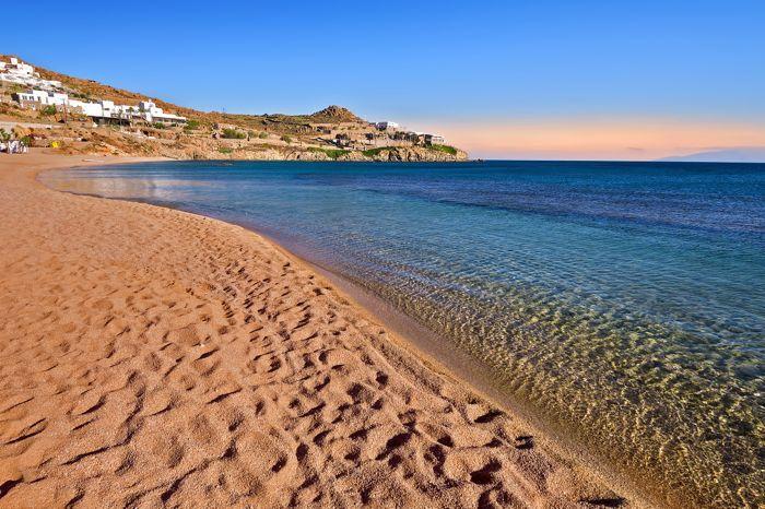 Paradise beach-Mykonos island