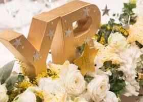 冬にぴったりホワイトウェディング♡〔白〕がテーマの結婚式が幻想的で美しい*