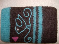 Ravelry: Felted E-Reader Case pattern by Laurie Williams