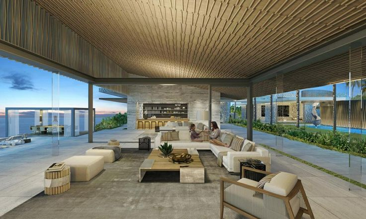 Timber ceiling designs
